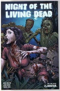 NIGHT of the LIVING DEAD #1, NM+, Zombies,Gore,2010, undead, more NOTLD in store