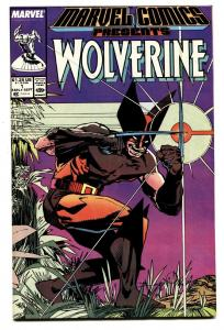 Marvel Comics Presents #11 comic book -First issue- 1988-Wolverine