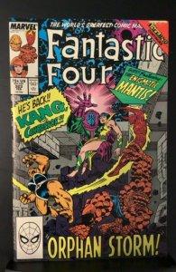Fantastic Four #323 (1989)