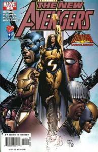 New Avengers (2005 series) #10, NM (Stock photo)