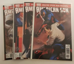 Amazing Spider-Man Presents: American Son #1-4 Complete Set High Grade NM Marvel