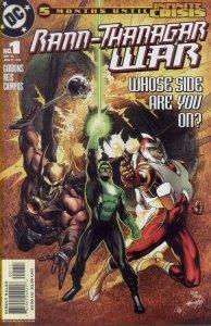 RANN/THANAGAR WAR (2005 DC) #1