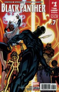 Black Panther (5th Series) #7 VF; Marvel | save on shipping - details inside