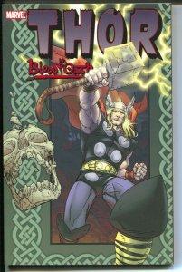 Thor: Blood Oath-Michael Avon Oeming-2005-PB-VG/FN