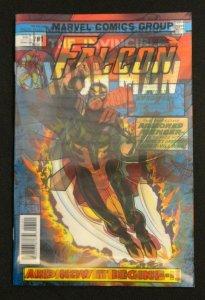 Falcon #1 Iron Man #71 Homage 3D Lenticular Variant Cover NM