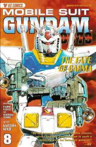 Mobile Suit Gundam 0079 #8 FN; Viz | save on shipping - details inside