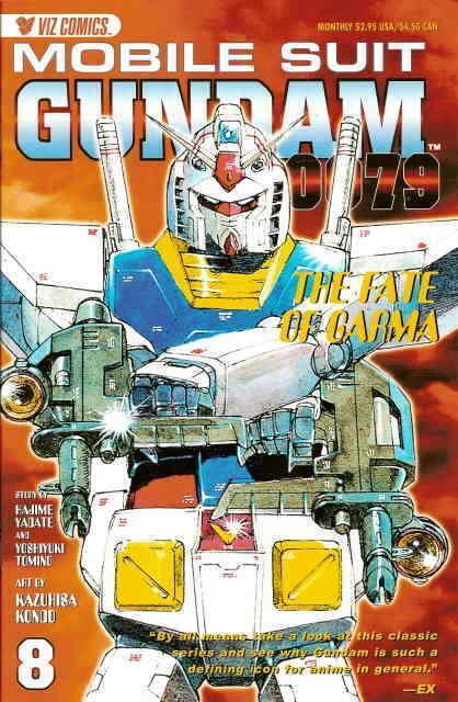 Mobile Suit Gundam 0079 #8 FN; Viz | save on shipping - details inside