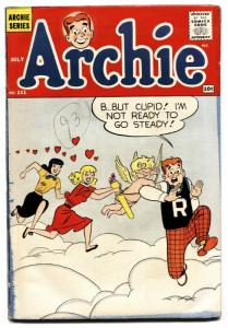ARCHIE COMICS #111 1960- BETTY & VERONICA-CUPID COVER
