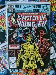 Master of Kung Fu #109 (1982)