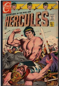 Hercules #1 (Charlton, 1967)