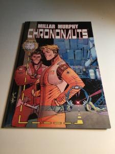 Chrononauts Book 1 Tpb Nm Near Mint Millarworld Image Comics