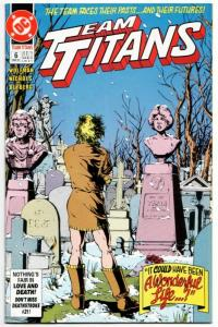 Team Titans #6 (DC, 1993) VF