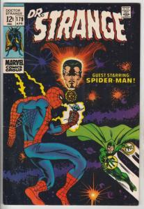 Doctor Strange #179 (Apr-69) VF/NM High-Grade Dr. Strange in full costume