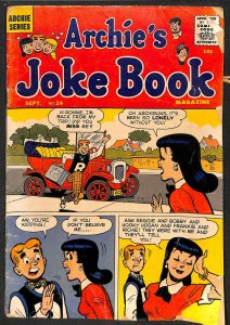 Archie's Joke Book Magazine #24