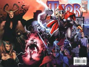 Thor #600 VF/NM; Marvel | save on shipping - details inside