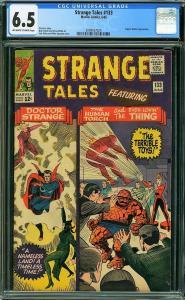 Strange Tales #133 (Marvel, 1965) CGC 6.5