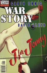 War Story: J for Jenny #1 VF/NM; DC/Vertigo | save on shipping - details inside