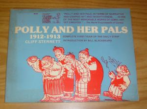 Polly And Her Pals SC FN- cliff sterrett - classic american comic strips 1912