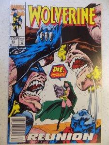Wolverine #62 (1992)