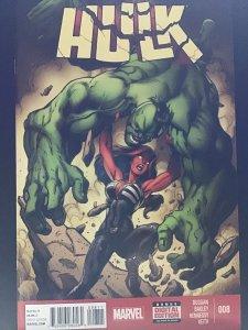 Hulk #8 (2015)