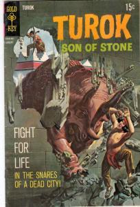 Turok Son of Stone #64 (Jan-69) VF High-Grade Turok, Andar