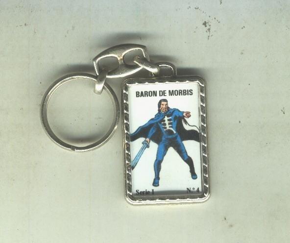 LLavero: Baron de Morbis de la serie El Capitan Trueno