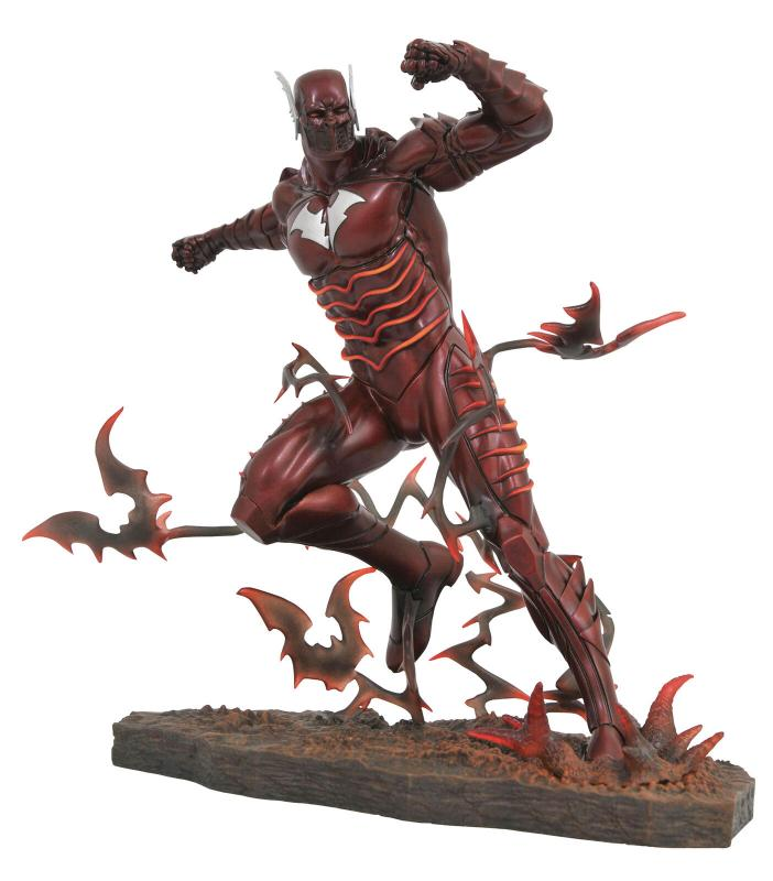 DC Gallery Dark Nights Metal Red Death 10 PVC Diorama Figure (2019) New!