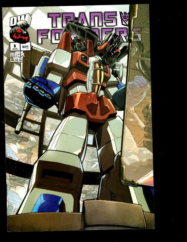 Lot of 12 Transformers Comic Books 6 5 4 3 2 1 6 5 4 3 2 1 Optimus Prime SM11