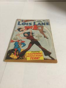 Superman's Girlfriend Lois Lane 93 Vg- Very Good- 3.5 Water Damage DC Silver Age