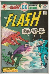 Flash, The #238 (Dec-75) NM- High-Grade Flash