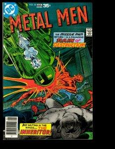 11 DC Comics Metal Men #55 56 1 2 3 4 New 52 #1 Metamorpho #1 2 3 4 Sci-Fi GK32