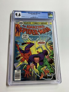 Amazing Spider-man 159 Cgc 9.6 White Pages Marvel Bronze Age
