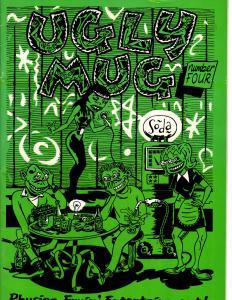 Ugly Mug Number 4 Physiog-Fryin' Entertainment! British Indie Comix Anthology