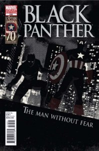 BLACK PANTHER:THE MAN WITHOUT FEAR #516