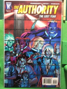 The Authority The Lost Year #10