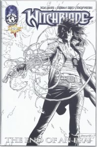 Witchblade #150 - Michael Broussard Sketch Variant - Limited 1:25! NM