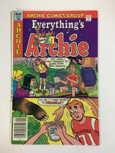 EVERYTHINGS ARCHIE (1969-1991)96 VF-NM Sep 1981 COMICS BOOK