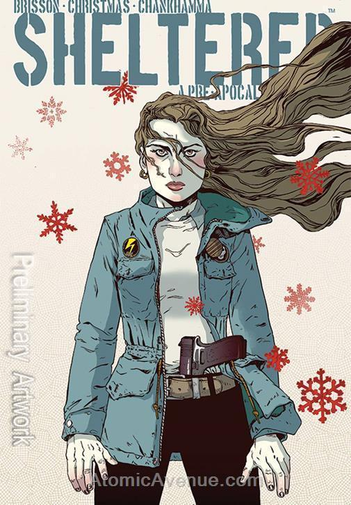 Sheltered #9 VF/NM; Image | save on shipping - details inside