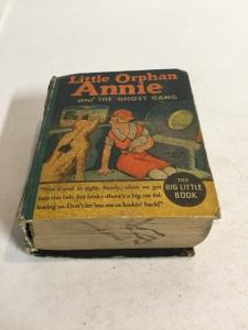 Little Orphan Annie And The Ghost Gang Vg Very Good 4.0 Big Little Books 1154
