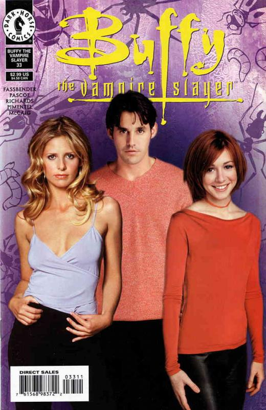 Buffy the Vampire Slayer #33SC FN; Dark Horse | save on shipping - details insid