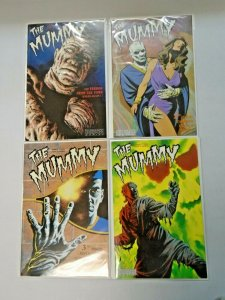 The Mummy Monster Comics Set #1-4 8.0 VF (1991)