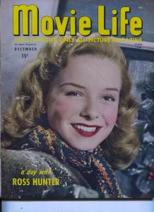 Movie Life-Diana Lynn-June Allyson-Gregory Peck-Lana Turner-Dec-1946