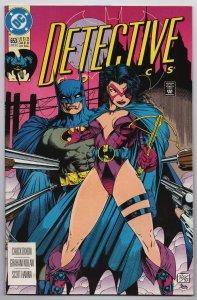 Detective Comics #653 Huntress (DC, 1992) VF- [ITC846]