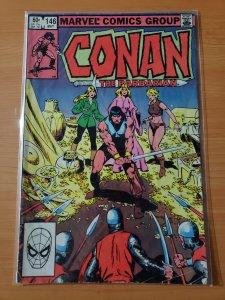 Conan the Barbarian #146 (1983)