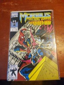 Morbius: The Living Vampire #3 (1992)