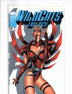 Image Comics Wildcats Trilogy #2  Jae Lee  Brandon Choi