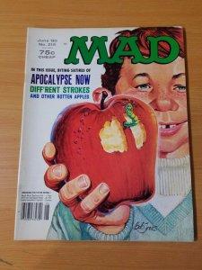 MAD Magazine #215 ~ VERY FINE - NEAR MINT NM ~ (June 1980, EC)