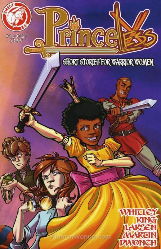 Princeless: Stories For Warrior Women #1 FN; Action Lab | combined shipping avai
