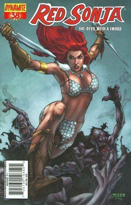 Red Sonja #38 (Dynamite)