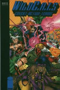 WildC.A.T.S.: Covert Action Teams Compendium #1, NM (Stock photo)